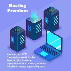 Hosting Premium Mensual
