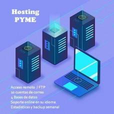 Hosting PYME Mensual