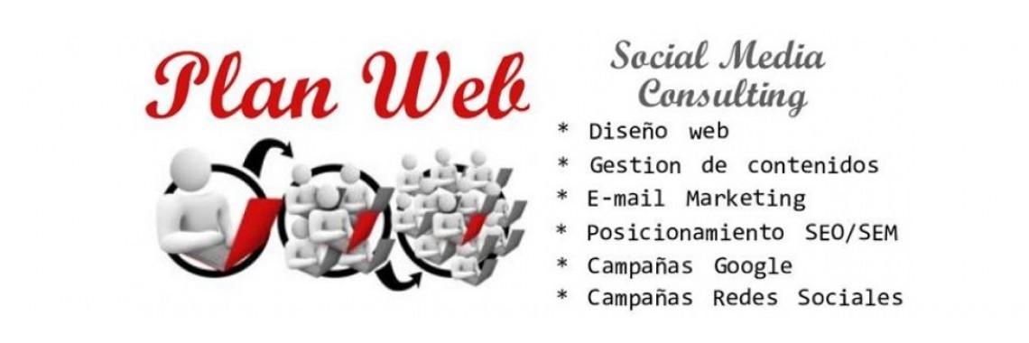 Plan Web marketing Web